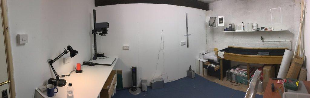 The new studio